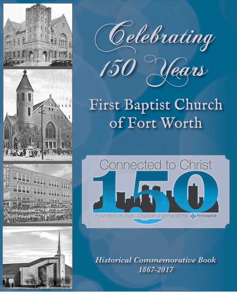 150th Anniversary Commemorative Book Cover